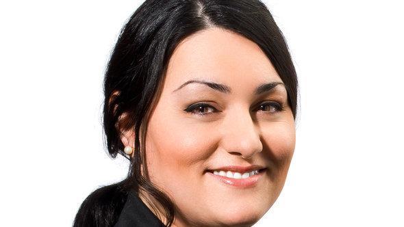 Lamya Kaddor (photo: Uwe Ziss)