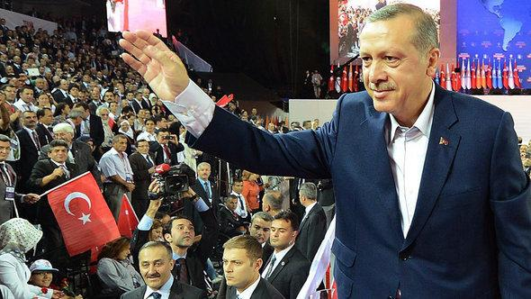 Recep Tayyip Erdogan; Foto:dpa