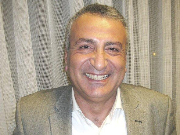 Kamal al-Labwani; Foto: Laura Overmeyer