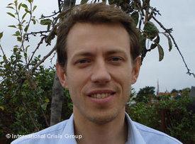 Peter Harling; Foto: International Crisis Group