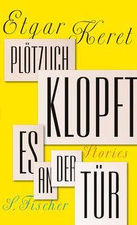 Buchcover 'Plötzlich klopft es an der Tür', S. Fischer Verlag