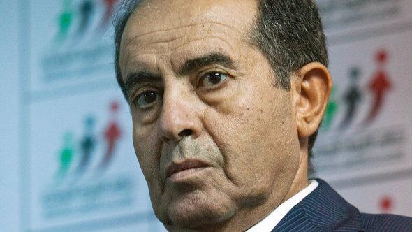 Mahmoud Dschibril; Foto: dapd