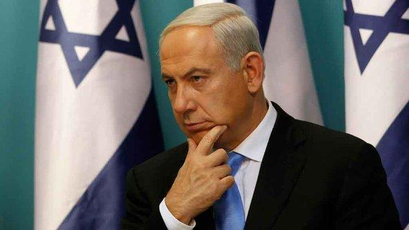 Israels Ministerpräsident Netanjahu; Foto: Getty Images