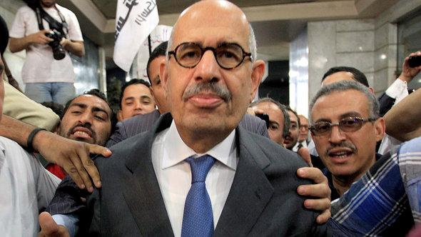Mohammed ElBaradei; Foto: picture-alliance/dpa