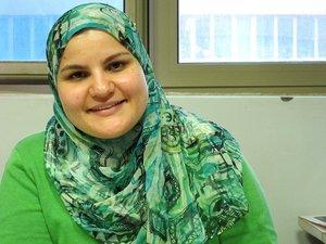 Raghda El-Ebrashi; Foto: Cladia Mende