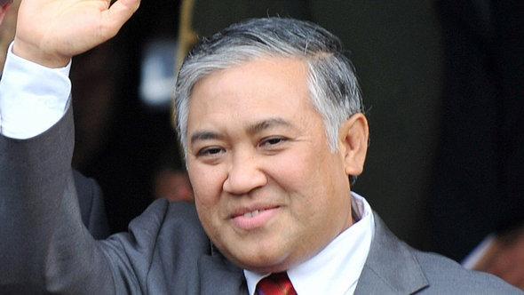 Din Syamsuddin; Foto: AFP