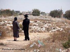 Siedlungsbau in Ramat Schlomo bei Ostjerusalem; Foto: dpa