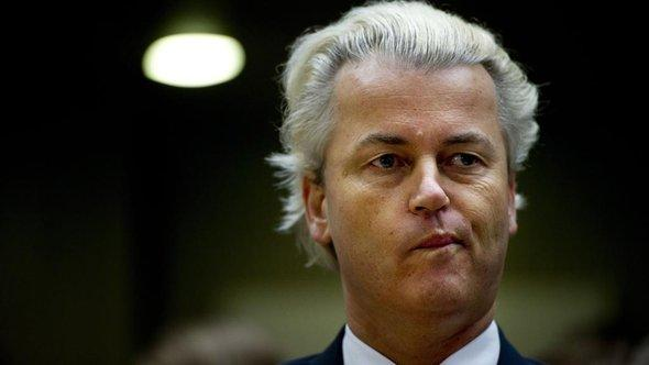 Geert Wilders; Foto: dpa/picture-alliance