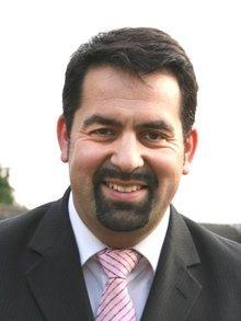 Aiman Mazyek; Foto: DW
