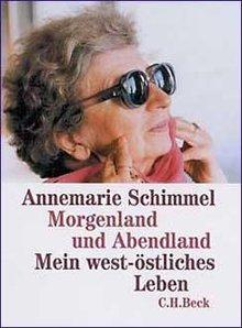 Buchcover Morgenland und Abendland im C.H. Beck Verlag