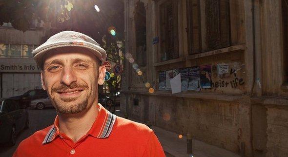Munaqresh aka Dub Snakkr; Foto: © PR/Thankyoufestival.com