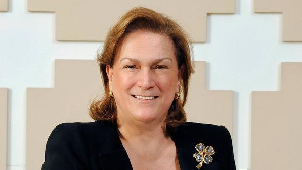 Die türkische Unternehmerin Güler Sabanci; Foto: Sabanci Holding