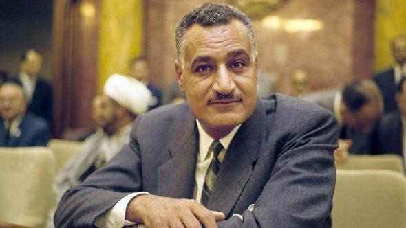 Gamal Abdel Nasser (photo: dpa/picture alliance)