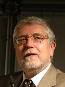 Professor Miachael Brzoska, Direktor des Hamburger Instituts für Friedensforschung; Foto: privat