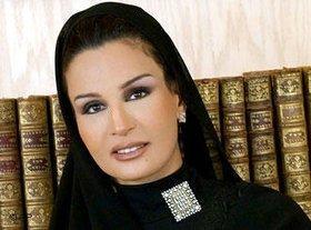 Sheikha Mozah; Foto: AP
