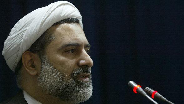 Mohsen Kadivar; Foto: Behrouz Mehri/AFP/Getty Image