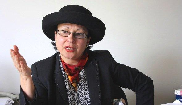 Dr. Guita Hourani; Foto: Björn Zimprich