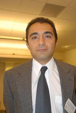 Nader Hashemi; foto: Namjoo Hashemi