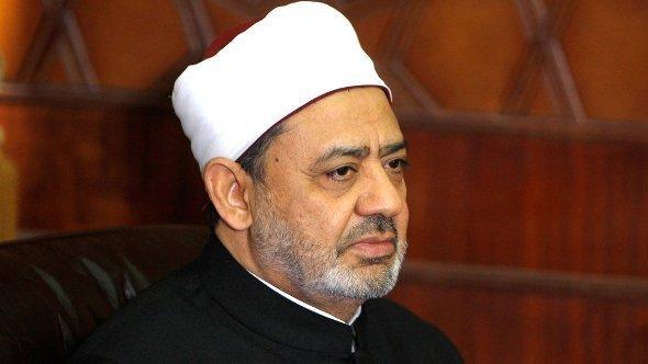 Großscheich der Al Azhar, Ahmad Muhammad Al Tayeb; Foto: Reuters