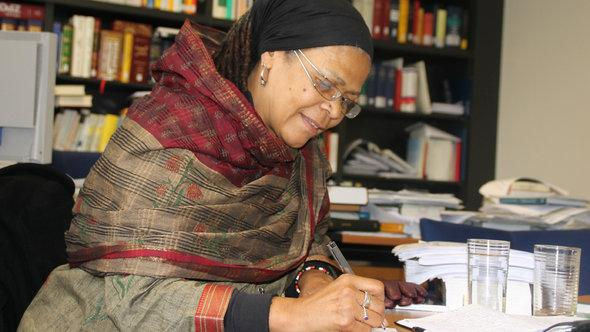 Amina Wadud; Foto: Abderrahmane Ammar