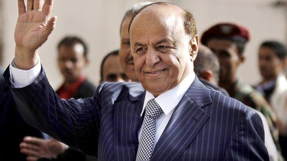Abd Rabbu Mansour Hadi; Foto: Reuters/Khaled Abdullah