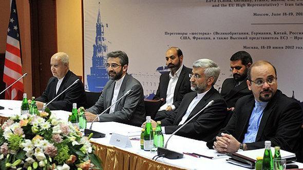Gescheiterte Atomverhandlungen in Moskau; Foto: Fars