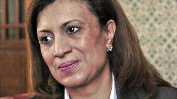 Suad Abdelrahim, Foto: DW/Ute Schaeffer