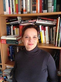 Dr Matenia Sirseloudi (photo: Matenia Sirseloudi)