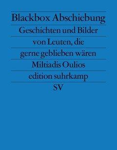 Buchcover Blackbox Abschiebung im Suhrkamp-Verlag