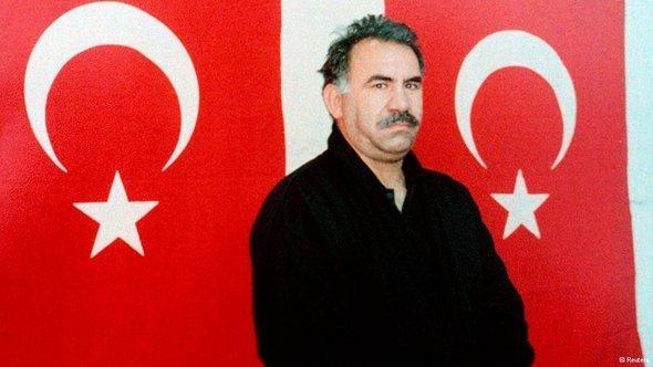 Abdullah Öcalan; Foto: Reuters