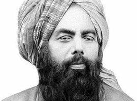 Mirza Ghulam Ahmad ; Foto: DW