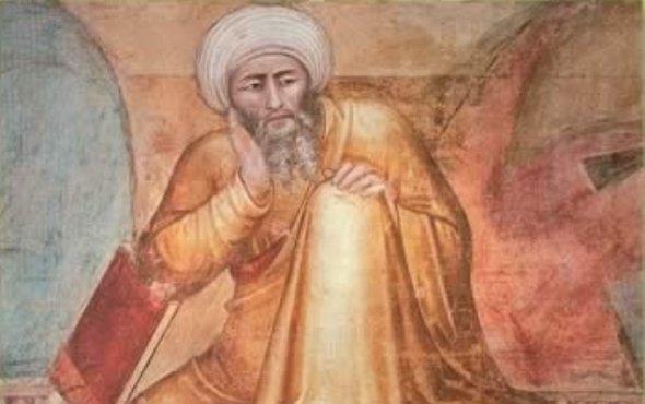 Der spanisch-arabische Philosoph und Arzt Averroes, Foto: wikimedia