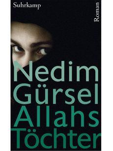 Cover of the German edition of Nedim Gürsel's book 'The Daughters of Allah'