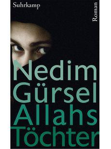 Einband des Buches 'Allahs Töchter' von Nedim Gürsel