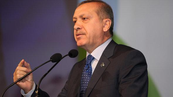 Der türkische Ministerpräsident Erdogan; Foto: picture alliance/APA/picturedesk.com