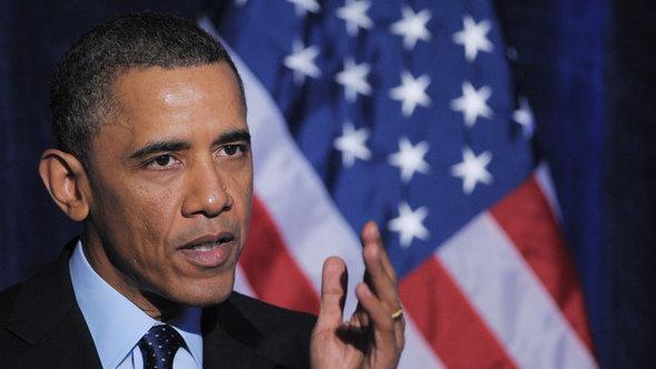 US-Präsident Barack Obama; Foto: Getty Images