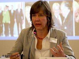 Margreth Lünenborg; Foto: Bastienne Schulz
