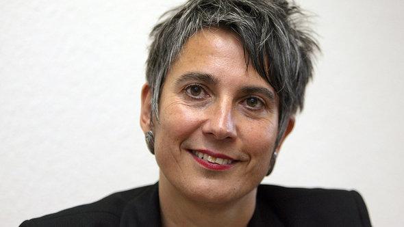 Monika Hauser; Foto: picture-alliance/dpa
