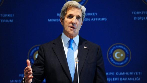 US-Außenminister John Kerry; Foto: AFP/Getty Images