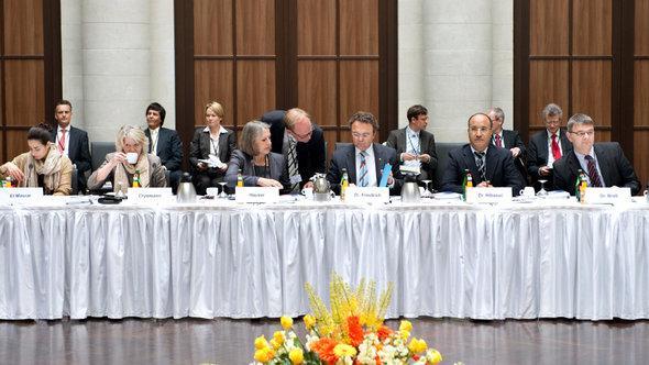Deutsche Islamkonferenz; Foto: © picture-alliance/dpa