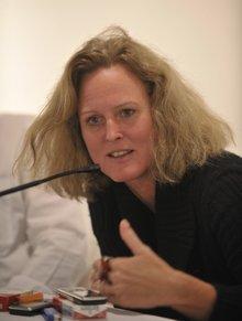 Monika Borgmann, Foto: © umam-dr.org