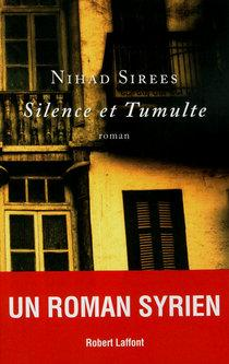 Cover of the French edition of 'The Silence and the Roar' (image: publisher)