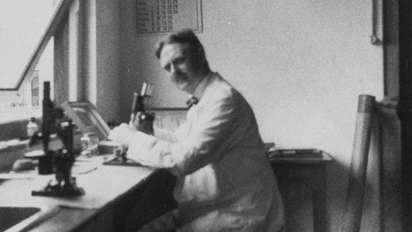 Prof Ernst Rodenwaldt; Foto: wikimedia - cc-by-sa-3.0_Tropenmuseum