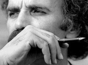 Der iranische Schriftsteller Hushang Golshiri; Foto: 'iran emrooz'