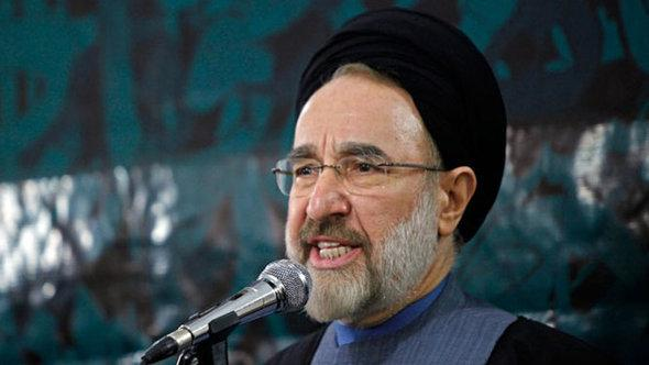 Irans Ex-Präsident Khatami; Foto: khatami.ir