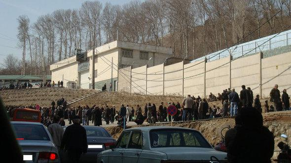 Evin prison (photo: Keleme/DW)