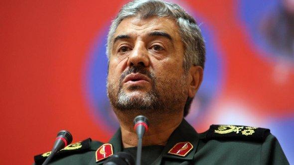 Mohammad Ali Jafari, Foto © AP/Vahid Salemi