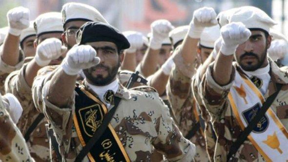 Einheiten der Revolutionswächter der Islamischen Republik Iran, Foto: FARS
