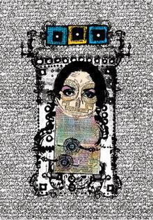 Cover Talisman-Grafik von Hamid Reza Vassaf