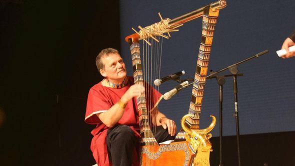 Konzertdarbietung im Rahmen der Veranstaltungen Bagdad – Kulturhauptstadt der arabischen Welt; Foto: DW/Alshimary